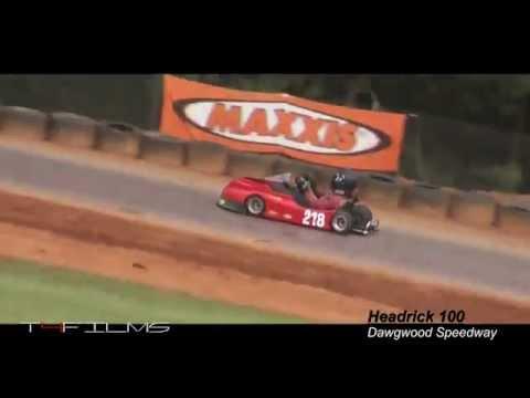Dawgwood Speedway - 2012 Headrick 100