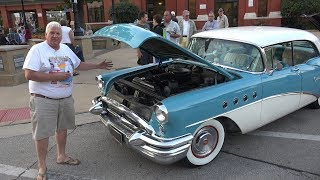 1955 Buick Century - One of First Production Car to do 100 MPH