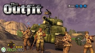 The Outfit - Xbox 360 Gameplay (2006)