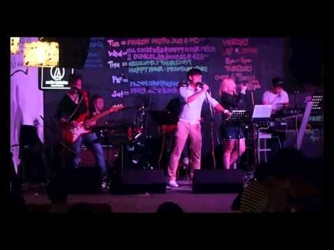 Need You Now - Lady Antebellum (Cover by Cheryl & Leon at Switch Singapore)