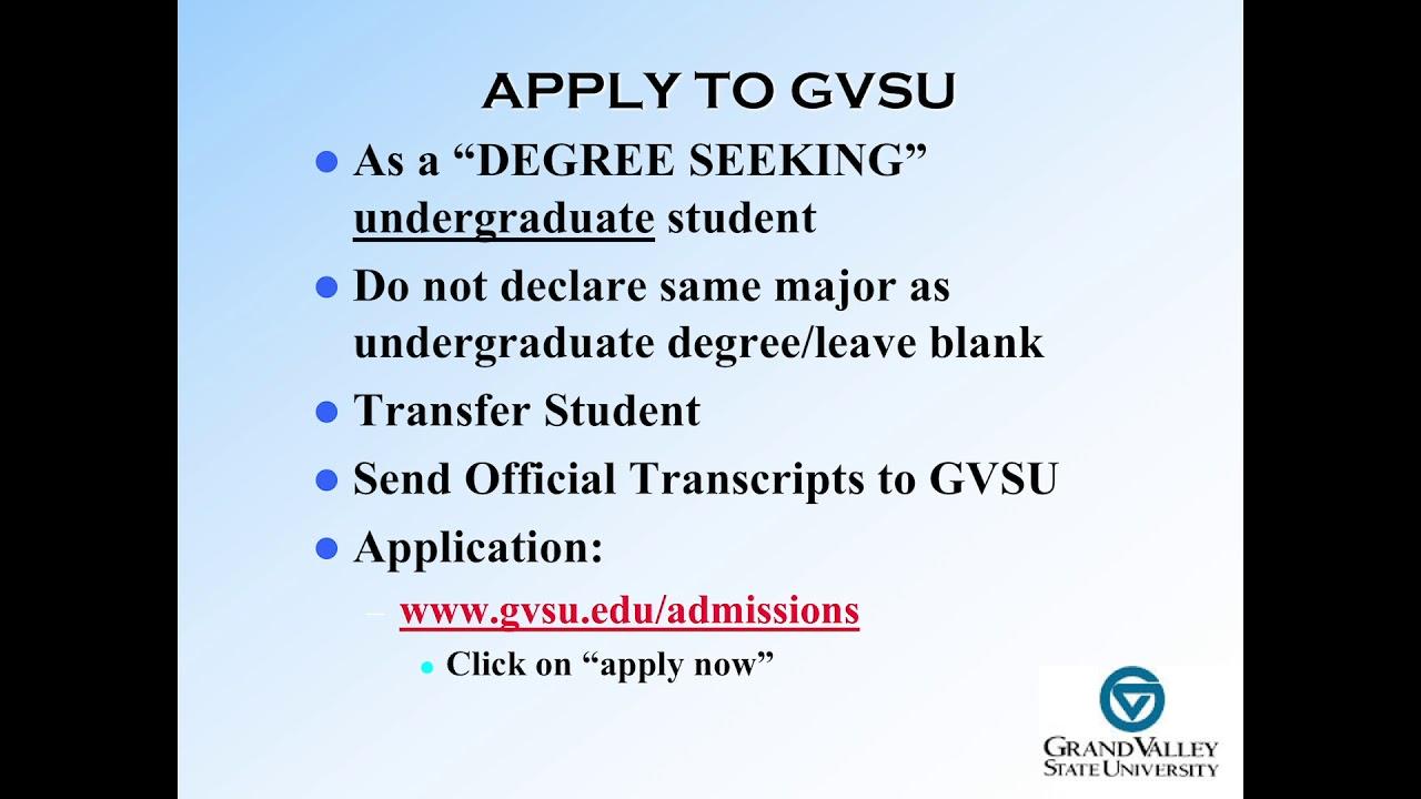 Teacher Certification At Gv 2 Programs And Transcripts
