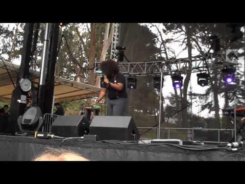 Reggie Watts - Outside Lands - 10Aug2012