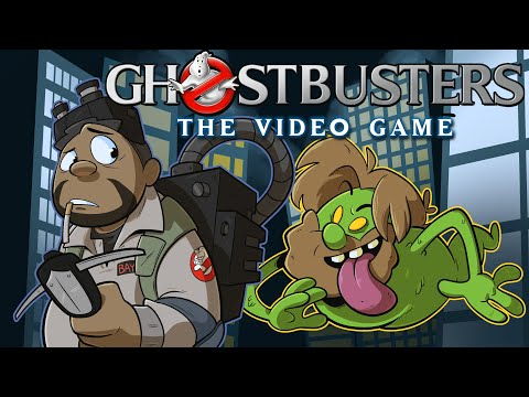 Ghostbusters | Come On & Slam | Ep. #4 | Super Beard Bros