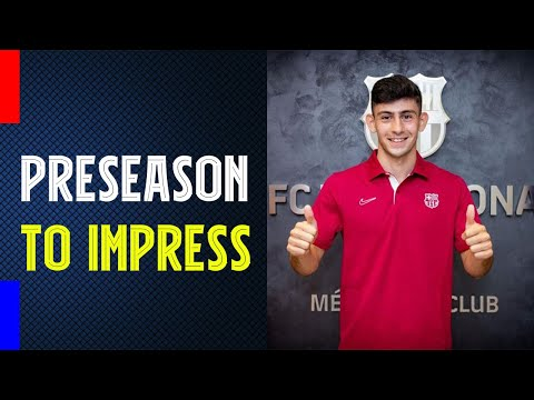 Download Yusuf Demir, Gavi, and who could impress in the preseason | The Barcelona Podcast