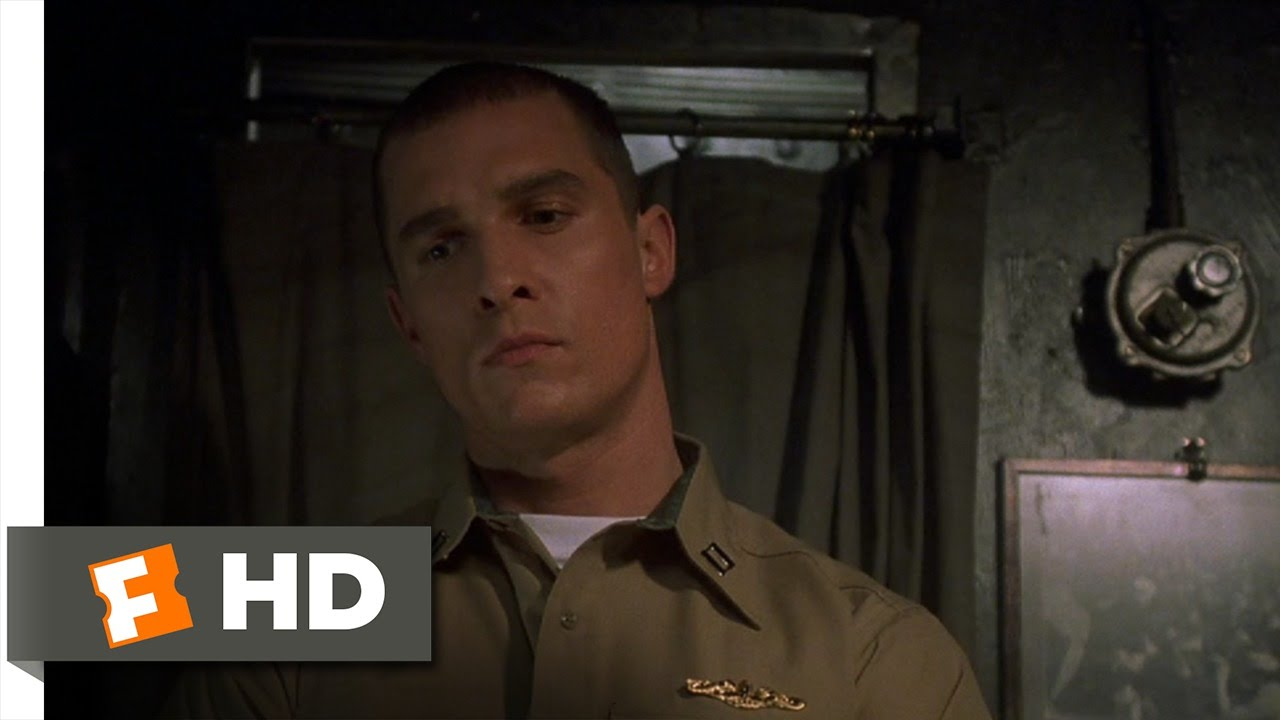 Download U-571 (4/11) Movie CLIP - A Submarine Captain (2000) HD