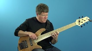advanced bass displacing walking bass lines