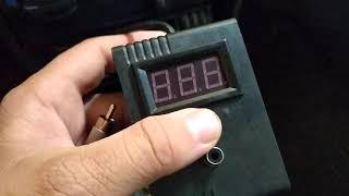 Зареждане и Дозареждане на акумулатор за автомобил през гнездото за запалката (4 февруари 2020)