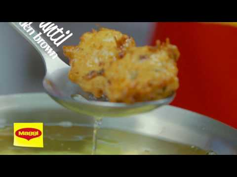 MAGGI® Recipe Salt Fish Acra