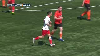 Barendrecht - Katwijk (1-1) | VVKatwijkTV