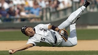 MLB Off Balance Throws
