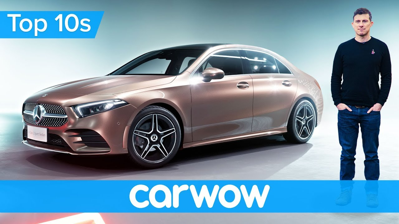 New Mercedes A Class Saloon Revealed Amp The Best New Cars