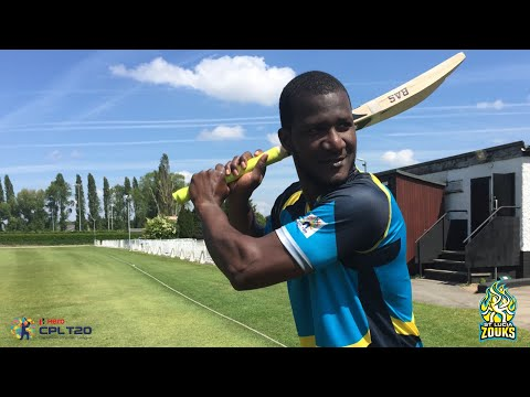 Six and Out: Darren Sammy   #CPL15