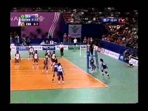 PanAmerican Games 99 Final Bra vs  Cub