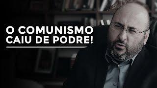 O comunismo caiu de podre! Diego Casagrande