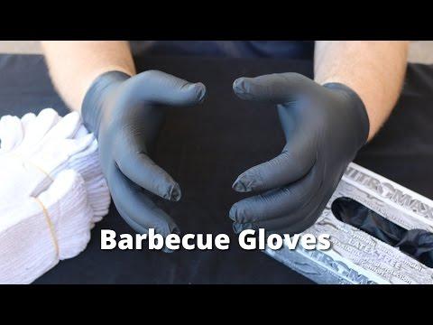 BBQ Gloves - Best Heat Resistant BBQ Gloves