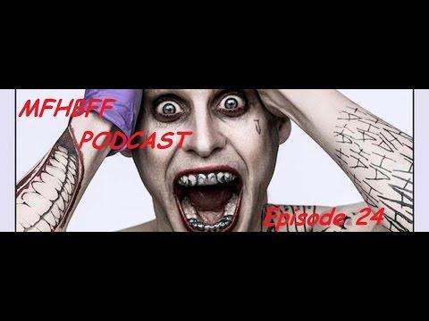 Batman vs Superman, Star Wars Teaser, and Jared Leto's Joker Discussion - MFHBFF Episode 24
