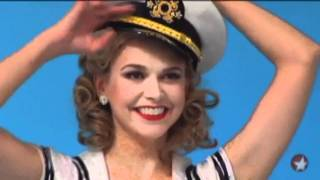 Sutton Foster Anything Goes Photo Shoot