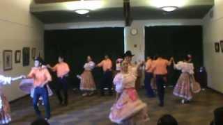 Baile Regional de Baja California Sur (Parte I)