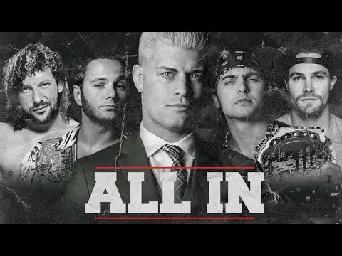 Why Bullet Club's 'All In' Event Will Change Pro Wrestling