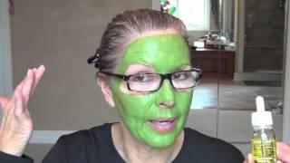 DIY Matcha, Lemon, Yogurt Mask... Leonor Greyl/ PHYTO OIL treatment for hair and scalp!!