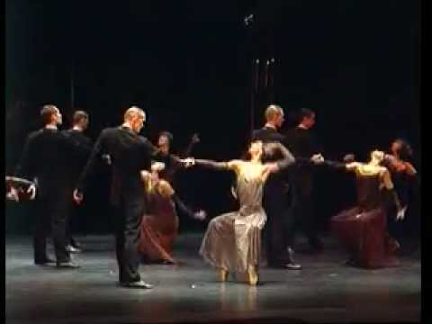 """""""Red Giselle"""" (Lithuanian National Opera and Ballet Theatre)"""
