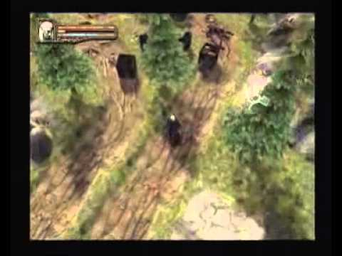 Baldur S Gate Dark Alliance Ii Gejmplej Ps2 2004 Gameplay