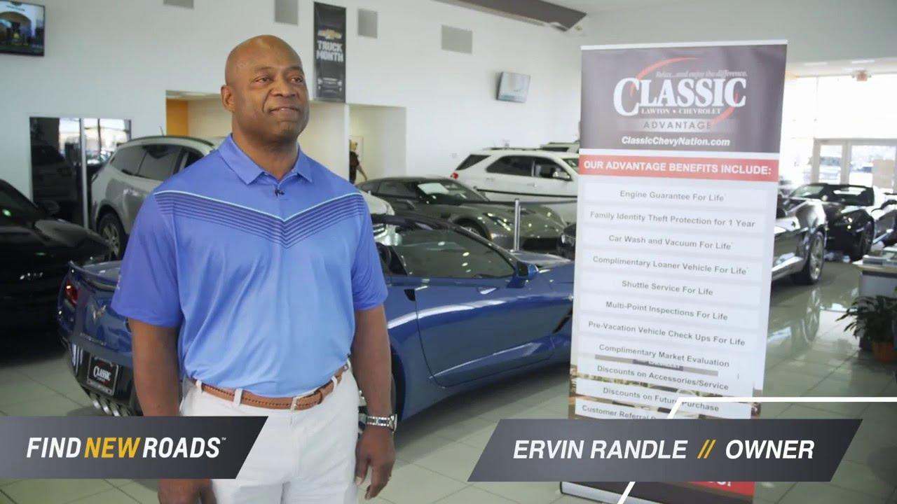 Classic Advantage Program Classic Lawton Chevrolet Www Classicchevynation Com Youtube