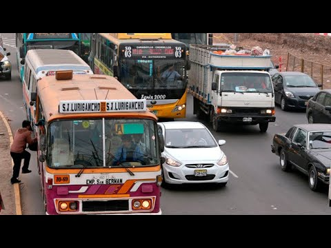 Municipalidad de Lima rechaza paro de transportes de este martes