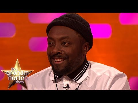 will.i.am's Mother Wouldn't Let Him Be In Michael Jackson's Music Video  The Graham Norton