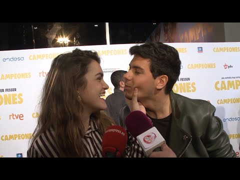 Amaia y Alfred contestan a si habrá o no beso en Eurovisión