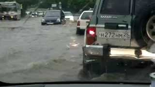 Ужас на дороге слабонервным не смотреть