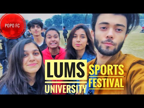 LUMS Sports Festival | With POPO FC