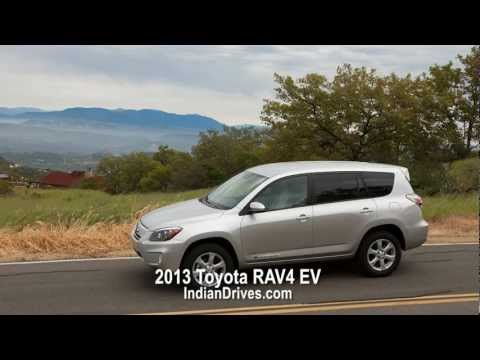 2013 Toyota RAV4 EV: First Look
