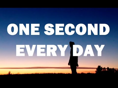 One Second Everyday (366 días)