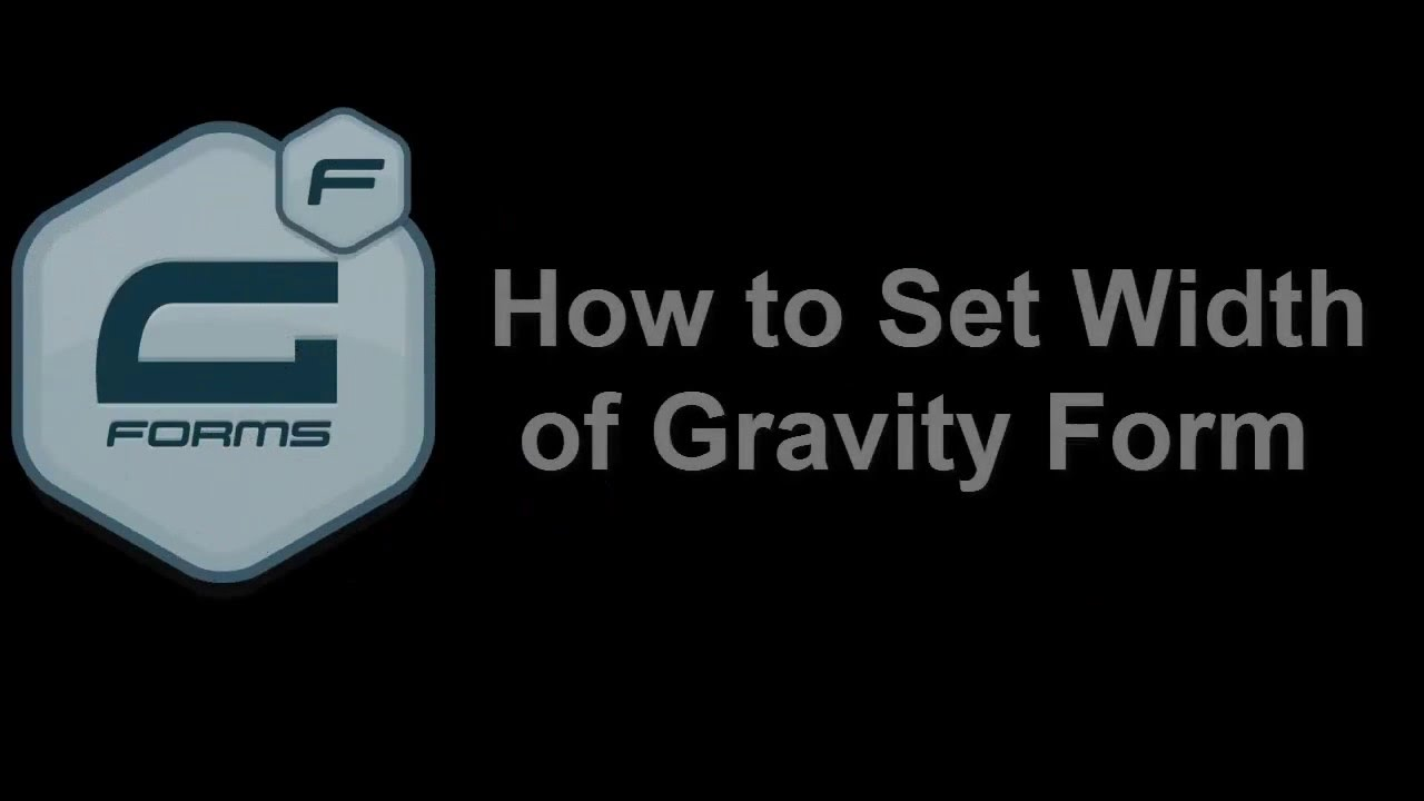 How to Change Width of Gravity Forms - WPMonks