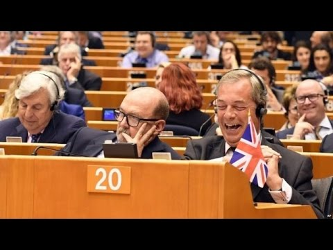 EU Parliament Reacts