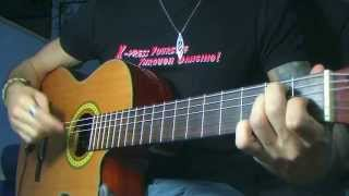 How to Play ~Guajira~ A.K.A 'Cha Cha Cha' on the Guitar! ( P1 )