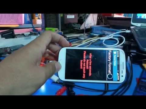 طريقة اصلاح الايمي لسامسونك samsung i9300 imei repair spt box s3