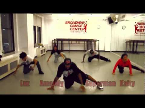Eminem - Lose Yourself Choreography by Valentine Norton