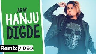 Hanju Digde (Remix) | A Kay ft Saanvi Dhiman | Dj Goddess | Western Penduz | Latest Songs 2019