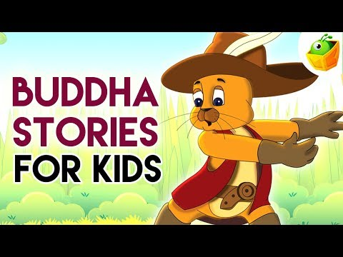 Buddha Stories for Kids | Short Stories | Animated English Stories