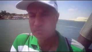 الكاتب الصحفى حسين الزناتى بالاهرام فى قناة السويس الجديدة : لم أتخيل هذه الرووعه