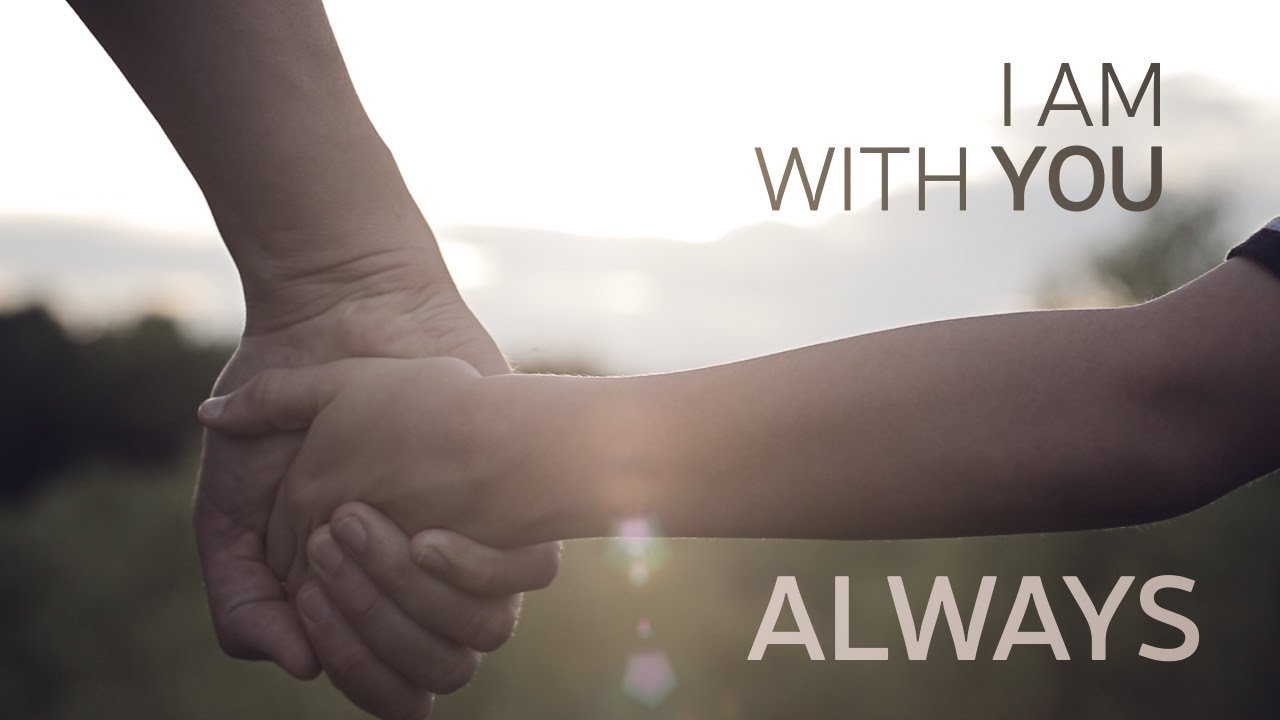 I Am With You Always Hd Mini Movie By Motion Worship Youtube