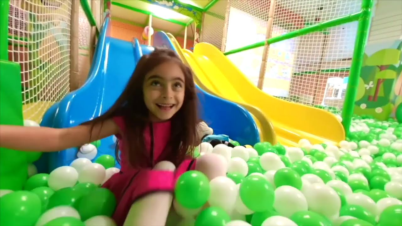 Fun at the Indoor Playground | Emily Tube