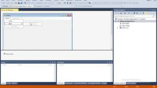 VB Net How to create Form Menu and Menu Item to Display Date and Time