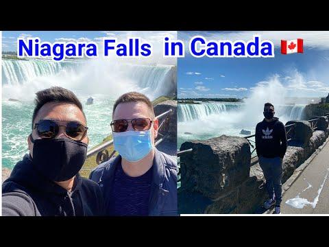 We Visit Niagara Falls In Canada. Super Ganda 🇨🇦😍