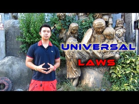 JESTER - Introduction to Universal Laws (Tithing & Giving)