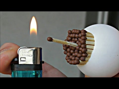 6 Amazing Science Experiments