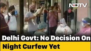 Curfew Under