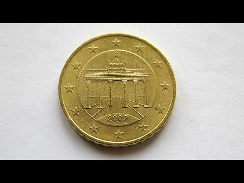 10 euro cent coin germany 2002 j hamburg youtube. Black Bedroom Furniture Sets. Home Design Ideas